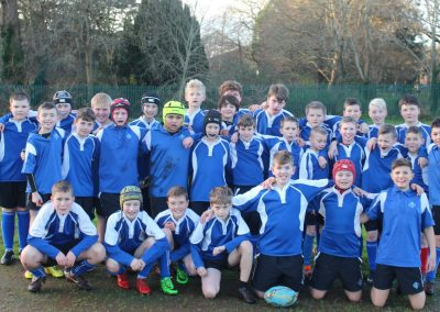 Year 7 Rugby – End of Season Awards