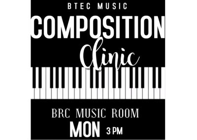 BTEC Music Composition Clinic