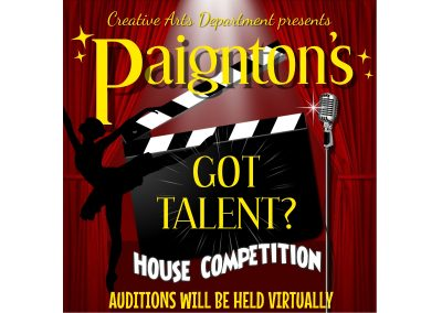 DEADLINE EXTENDED! What's Your Talent?