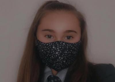 Tia's Handmade Masks