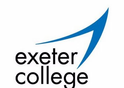 Important: Information for Students going to Exeter College in September