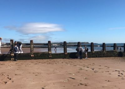 Year 11 Geographers Visit Dawlish Warren