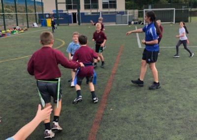 Tag Rugby Triumphs